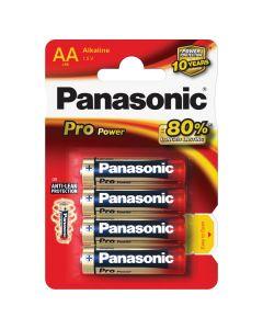 Panasonic AA Pro Power Blister (4x)