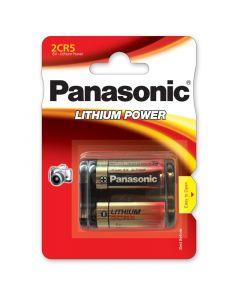 Panasonic 2CR5 Batterij (6V)