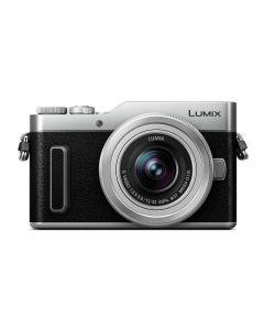 Panasonic Lumix DC-GX880 zilver + 12-32mm standaard zoomlens