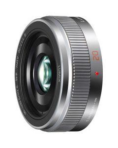 Panasonic 20mm /1.7 II G ASPH. Zilver