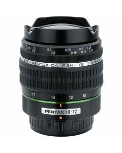 Pentax SMC 10-17mm f/3.5-4.5 DA ED (IF) Fisheye