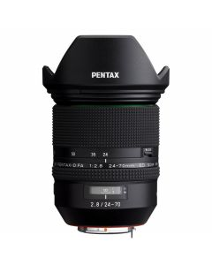 Pentax HD Pentax-D FA 24-70mm f/2.8 ED SDM WR
