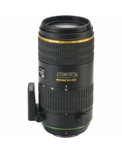 Pentax SMC DA 60-250mm f/4.0 ED