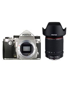 Pentax KP Zilver + 16-85mm /3.5-5.6 WR