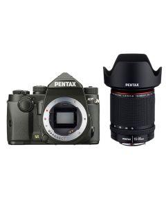 Pentax KP Zwart + 16-85mm /3.5-5.6 WR