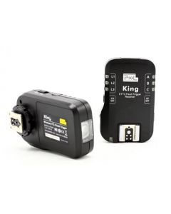 Pixel King Wireless E-TTL Flash Trigger Set Canon