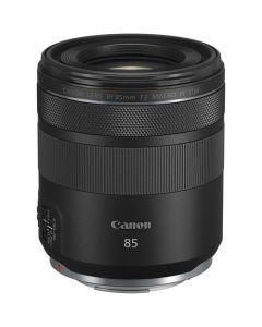 Canon RF 85mm /2.0 Macro IS STM objectief