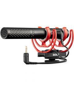 Rode Videomic NTG on camera shotgun microfoon