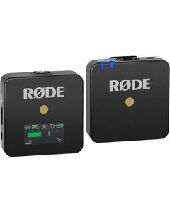 Rode Wireless Go - draadloze microfoon kit