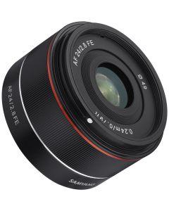 Samyang 24mm /2.8 AF Sony FE-mount groothoeklens