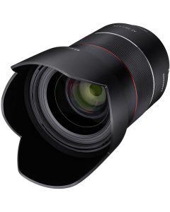 Samyang 35mm /1.4 AF Sony FE-mount standaardlens