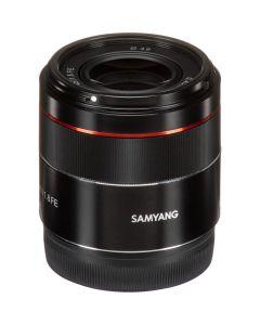 Samyang 45mm /1.8 AF Sony FE-mount standaardlens