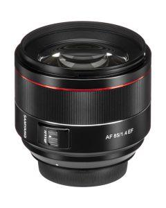 Samyang 85mm /1.4 AF Canon EF-mount telelens