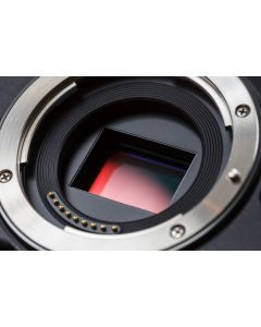 Sensorreiniging Micro Four Thirds / APS-C