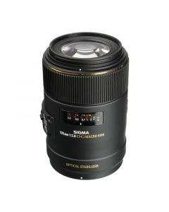 Sigma 105mm /2.8 Macro EX DG OS HSM Nikon
