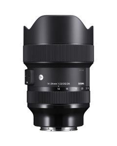 Sigma 14-24mm /2.8 DG DN Art Sony FE-mount groothoek zoomobjectief