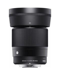 Sigma 30mm /1.4 DC DN Contemporary Canon EF-M