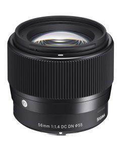 Sigma 56mm /1.4 DC DN Contemporary Sony E