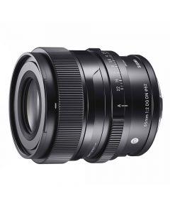 Sigma 65mm f/2.0 DG DN Contemporary E-Mount