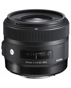 Sigma 30mm /1.4 DC HSM Art Canon