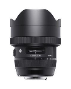 Sigma 12-24mm /4 DG HSM ART Canon