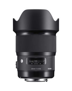 Sigma 20mm /1.4 DG HSM Art Canon