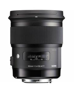 Sigma 50mm /1.4 DG HSM Art Canon