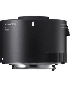 Sigma TC-2001 2x Teleconverter Canon