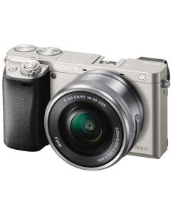 Sony A6000 Body Grijs (ILCE-6000) + 16-50mm /3.5-5.6 PZ
