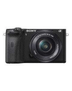 Sony A6600 + 16-50mm f3.5-5.6 OSS