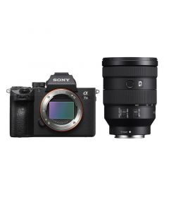 Sony A7 III systeemcamera + Fe 24-105mm /4 G OSS (ILCE7M3GBDI)