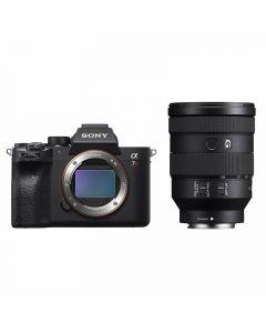 Sony A7R IV + FE 24-105mm /4 G OSS + gratis grip VG-C4 + € 200,00 kassakorting