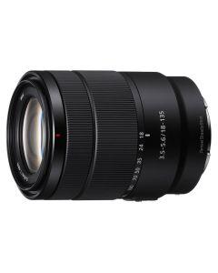 Sony E 18-135mm /3.5-5.6 OSS Zwart