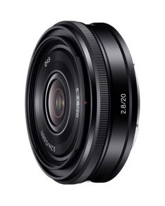 Sony E 20mm /2.8 (SEL20F28)