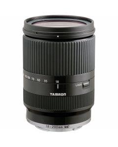 Tamron 18-200mm /3.5-6.3 Di III VC Sony E-mount Zwart