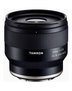Tamron 35mm /2.8 Di III OSD Macro Sony FE standaard objectief