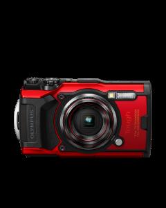 Olympus Tough TG-6 Rood compact camera