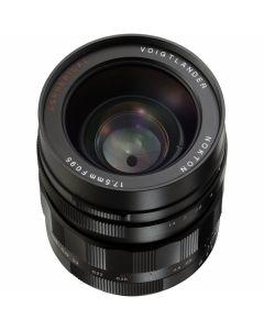 Voigtlander Nokton 17.5 /0.95 Micro Four Thirds
