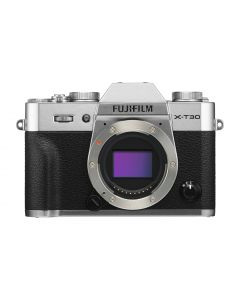 FUJIFILM X-T30 Body Zilver syteemcamera