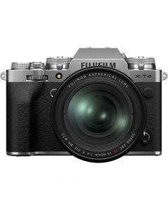 FUJIFILM X-T4 Zilver + XF 16-80 f/4.0 R Kit