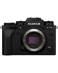 FUJIFILM X-T4 Body Zwart systeemcamera