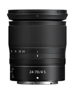 Nikon Nikkor Z 24-70mm /4 S Objectief Bulk