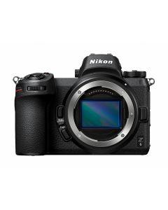 Nikon Z6 Systeemcamera + Nikon FTZ Mount Adapter