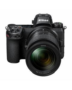 Nikon Z7 Systeemcamera + Nikkor Z 24-70 /4 S + Nikon FTZ Mount Adapter