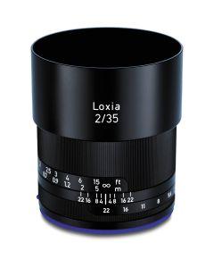 ZEISS Loxia 35mm /2.0 Biogon T* Sony E-mount